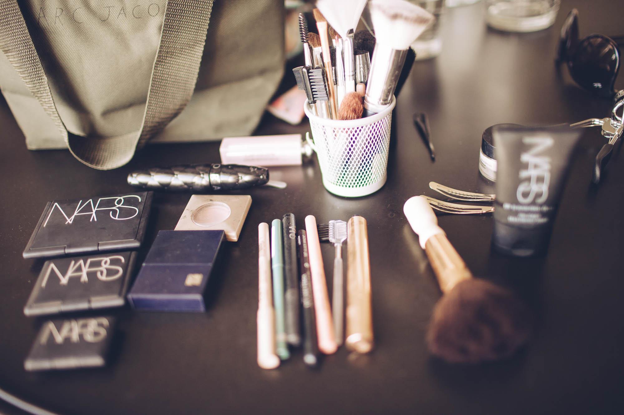 Maquillaje para ella novia